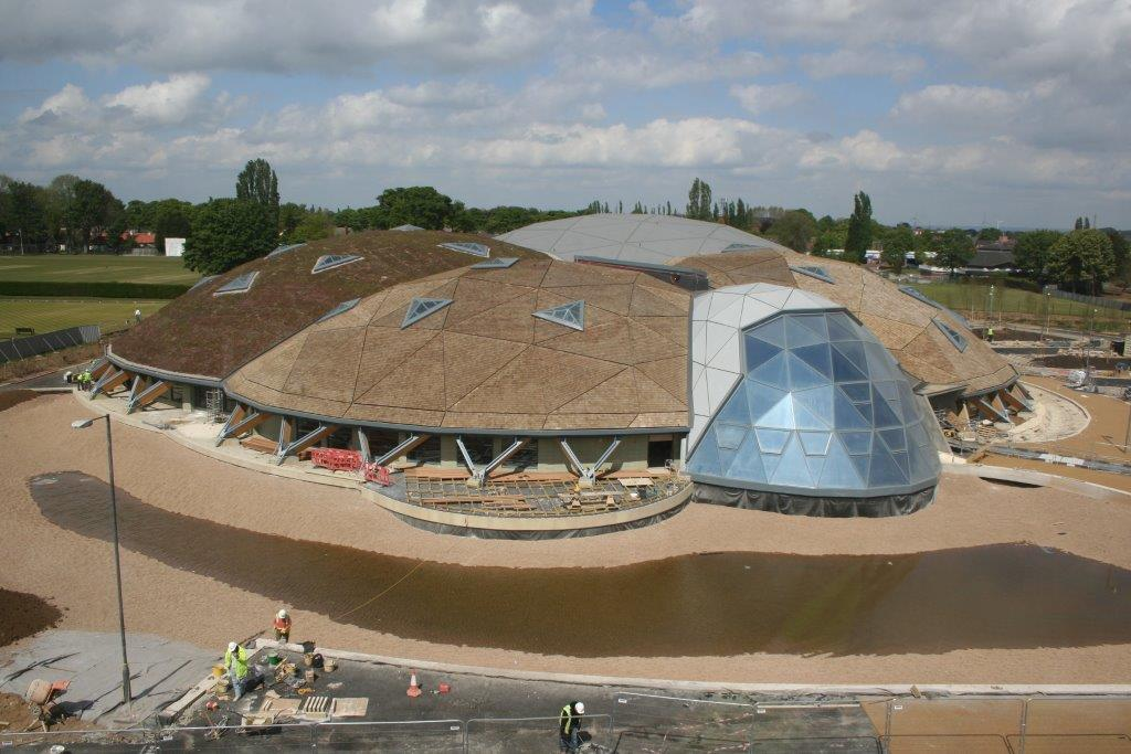 The Pods Scunthorpe Advanced Roofing